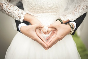 Wedding Celebrant - Ravens Retreat, Aberdulais, Neath Port Talbot